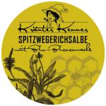 KräuterKenner_Etiketten_Dosendeckel_Spitzwegerichsalbe